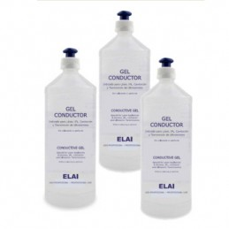 GEL CONDUCTOR CLEAR ELAI...