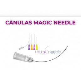 CÁNULA MAGIC NEEDLE 22G X...